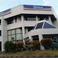 Photo taken at Bank BRI by Devian R. on 10/17/2013