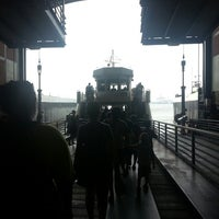 Photo taken at Battery Maritime Building by Shanella on 7/20/2013