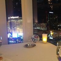 Photo taken at Twist by Pierre Gagnaire at Mandarin Oriental, Las Vegas by Jessica W. on 6/14/2013