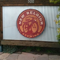 Photo taken at New Belgium Brewing by Jeremy B. on 6/25/2013