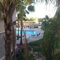 Photo taken at Hampton Inn & Suites Sacramento North Natomas by Dave K. on 10/21/2015