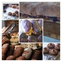 Photo taken at Mhor Bread Bakery & Tea Room by Lea H. on 4/15/2013