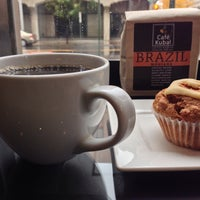 Photo taken at Downtown Cafe by Kai B. on 10/6/2013