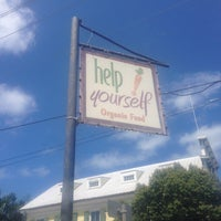 Photo taken at Help Yourself by Kai B. on 4/13/2014