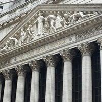 Photo taken at New York Stock Exchange by Doug H. on 7/3/2013