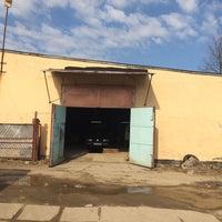 Photo taken at гараж Вектора by Vitya K. on 4/12/2015