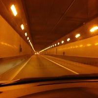 Photo taken at Namsan Tunnel 3 by michael (한뜻) J. on 4/10/2013