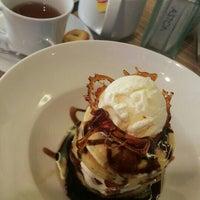 Photo taken at Mezza Cafe Aston Rasuna by Kanako N. on 4/12/2016