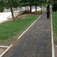 Photo taken at Gençlik Parkı Yürüyüş Parkuru by YAVUZ💤🇹🇷 on 5/16/2013