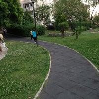 Photo taken at Gençlik Parkı Yürüyüş Parkuru by YAVUZ💤🇹🇷 on 5/30/2013