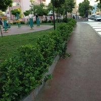 Photo taken at Gençlik Parkı Yürüyüş Parkuru by YAVUZ💤🇹🇷 on 6/8/2013