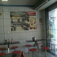 Photo taken at Pastel da Mananciais by Thiago C. on 3/3/2013