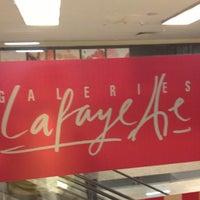 Foto tomada en Galeries Lafayette por Mizaida L. el 5/3/2013
