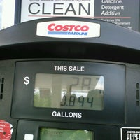 Photo taken at Costco Gasoline by Barbara G. on 9/16/2013