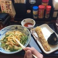 Photo taken at 丸亀製麺 水口店 by Shinji S. on 3/6/2015