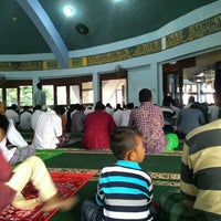 Photo taken at Masjid Jami' Al-Baitul Amien Jember by bambang s. on 9/23/2015