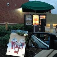 Photo taken at Starbucks by Melissa S. on 12/21/2012