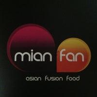 Photo taken at Mian Fan by Sophie L. on 3/8/2013