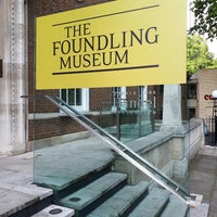 Photo taken at Foundling Museum by Daniel T. on 8/19/2017