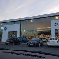 Photo taken at VW Citygate Watford by Daniel T. on 2/7/2018