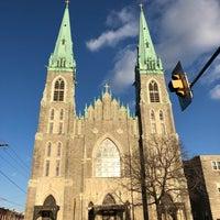 Photo taken at St. Adalbert Church by Chris A. on 12/14/2017