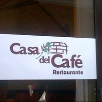 Photo taken at Casa Del Café by Ricardo U. on 2/23/2013
