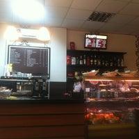 Photo taken at Espresso bar by Yulija B. on 4/2/2013