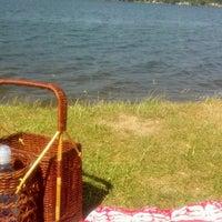 Photo taken at Summit Lake by Kathryn H. on 7/30/2013