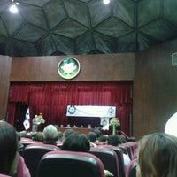 Photo taken at Domo Universitario by Kenia Y. on 3/22/2013
