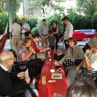 Photo taken at Tranzit Art Café by Janos T. on 6/29/2013
