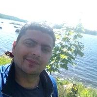 Photo taken at Мини Пляж У Леонарда by Слава Ч. on 6/28/2014