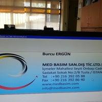 Photo taken at med basim by Burcu E. on 8/21/2013