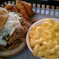 Photo taken at Dixie Belle's Smokehouse by Matt M. on 4/28/2013