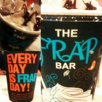 Photo taken at The Frap Bar by Ian O. on 7/9/2013