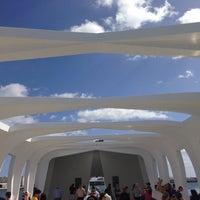 Photo taken at USS Arizona Memorial by R on 1/20/2013