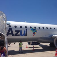 Photo taken at Voo Azul AD 5132 by R on 11/11/2013