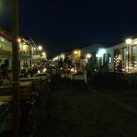 Photo taken at Rua do Lazer by Gleidson S. on 3/23/2013