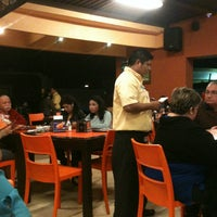 Photo taken at Los Trompos Tanlum by Regina A. on 3/2/2013