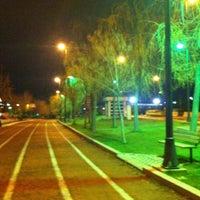 Photo taken at Etlik Yürüyüş Yolu by Dilek 🍀 on 3/17/2013