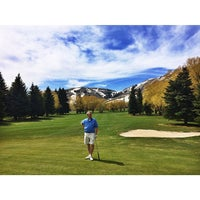 Photo taken at Park City Golf Club by Sam S. on 5/3/2014