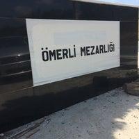 Photo taken at Omerli Mezarlik by Senar Ş. on 7/27/2014