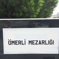 Photo taken at Omerli Mezarlik by Senar Ş. on 10/4/2014