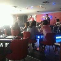 Photo taken at Barbella Cafe-Bar by Kübra B. on 4/28/2013
