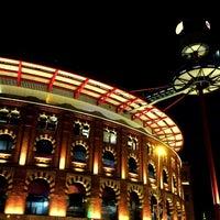Photo taken at Arenas de Barcelona by alberto z. on 3/6/2013