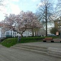 Photo taken at Dijleterrassen by Jurgen R. on 5/2/2013