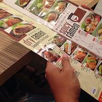 Photo taken at Ramen-Ten   Shin Tokyo Sushi™ by Amelle M. on 12/9/2014