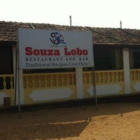 Photo taken at Souza Lobo by Ashish P. on 10/26/2012