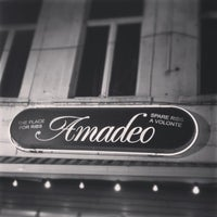 Photo taken at Amadeo by Louise S. on 12/30/2012