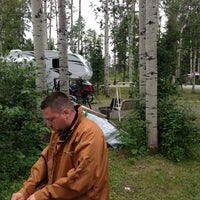 Photo taken at Camping Malartic by Francis R. on 8/6/2013
