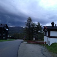 Photo taken at Geilo Hotell by Эля 🌺🍉 М. on 5/30/2013